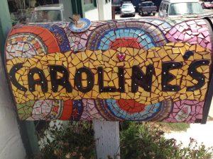 Caroline's sign